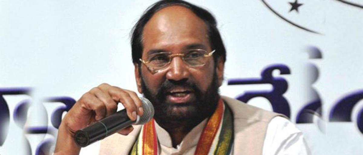 TRS returns family rule fire at Congress