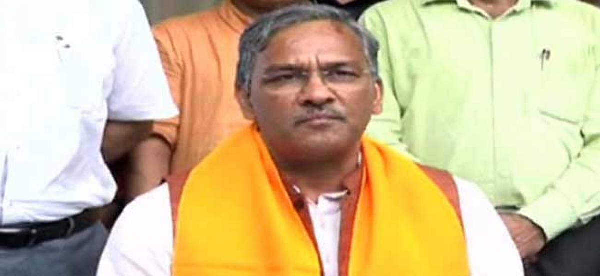 Infiltrators will be thrown out, assures Uttarakhand CM