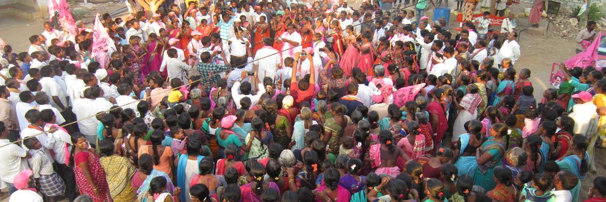 KCR will achieve Bangaru Telangana if voted to power