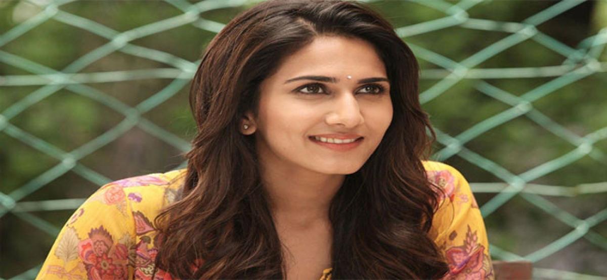 I haven't made it big yet: Vaani Kapoor