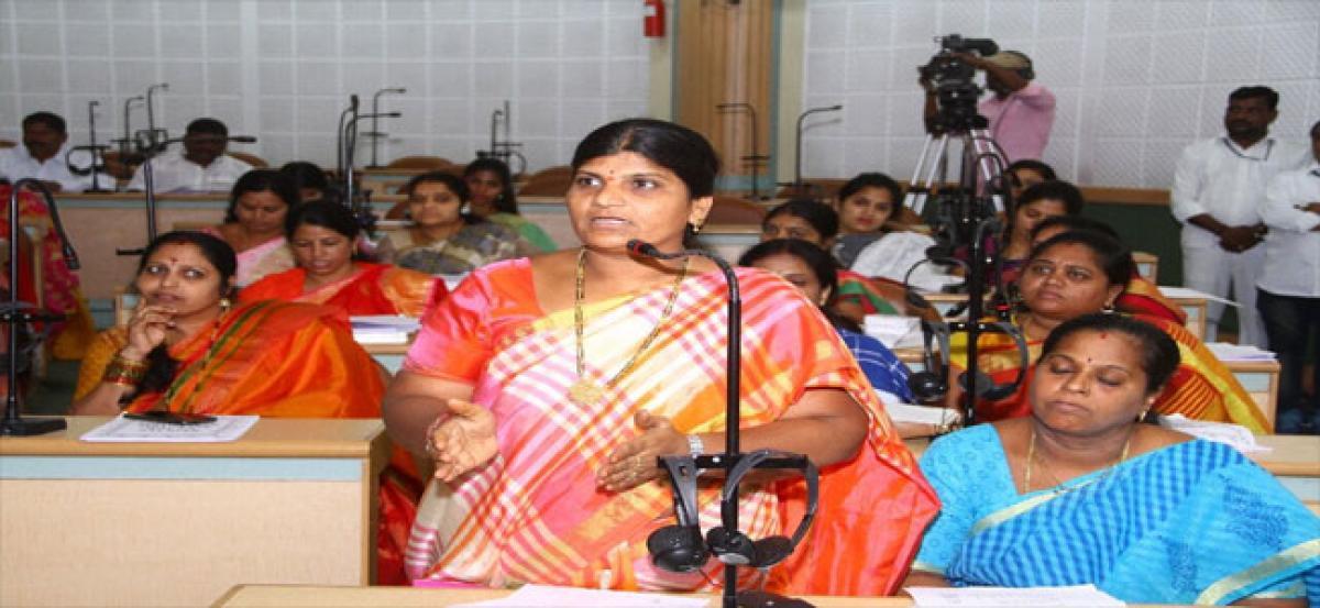 Vijaya proposes UGB at Attapur