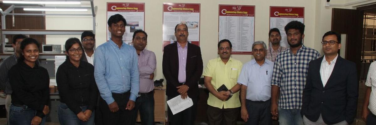 VIT-AP conducts engineering clinics