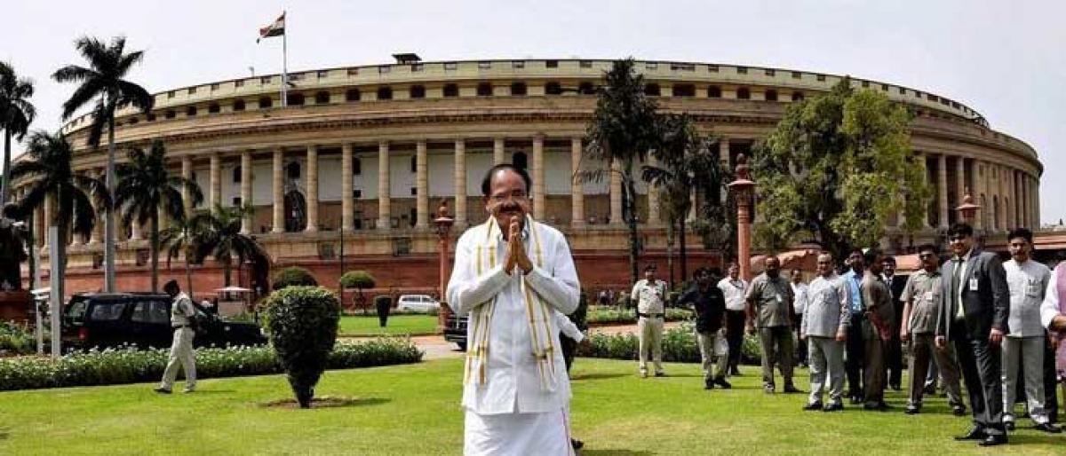 Recast Rajya Sabha