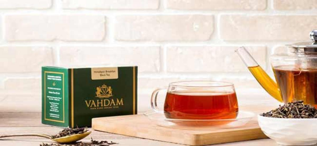 Vahdam Teas raises USD 1.4 mn towards marketing, customer acquisition