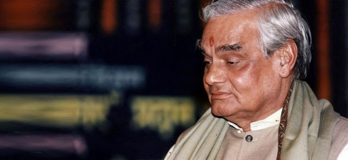 Atal Bihari Vajpayee, charismatic former PM, BJP stalwart, is no more