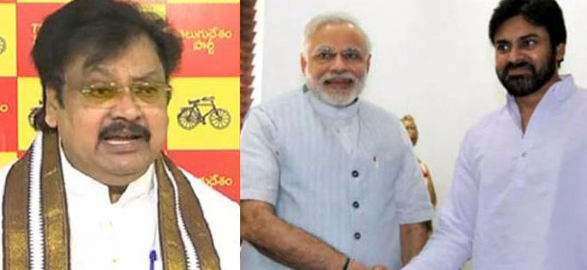 Pawan Sold Out to BJP