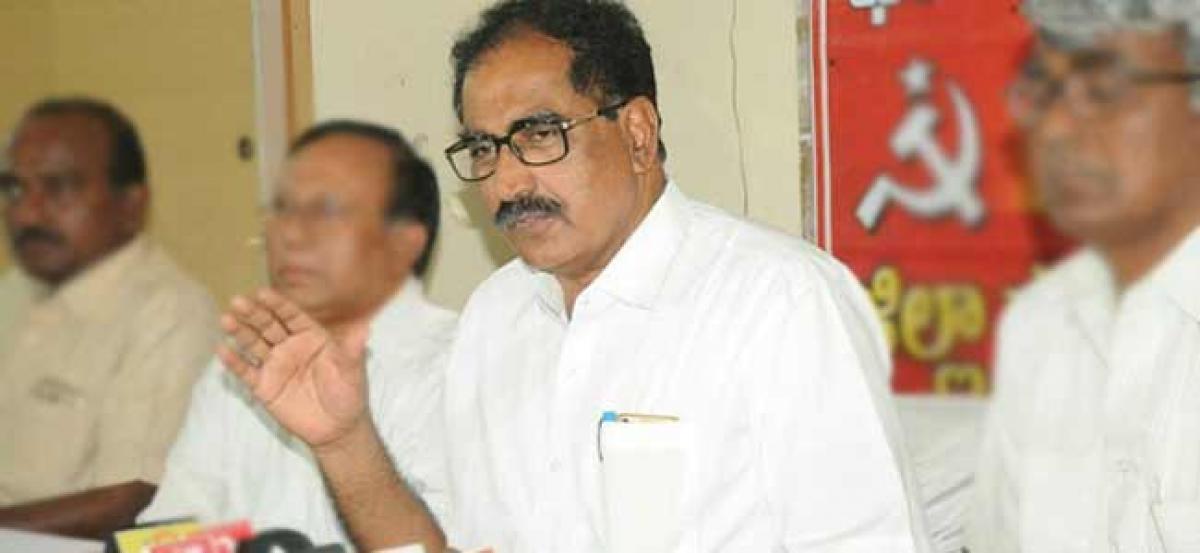 Left Parties Keen To Sail With Jana Sena In AP & Telangana