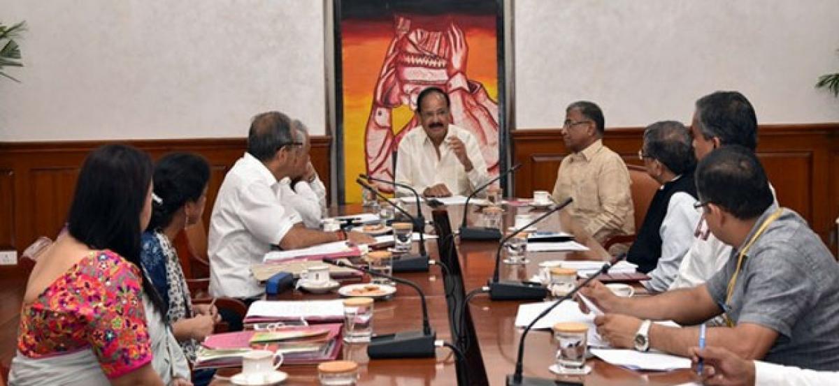 Kerala floods: VP Venkaiah Naidu calls review meeting