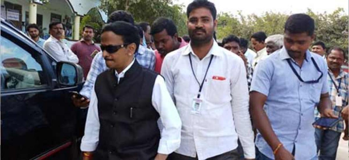 Venu Madhav nomination from Kodad rejected