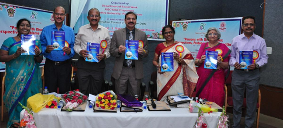 Role of social work department lauded