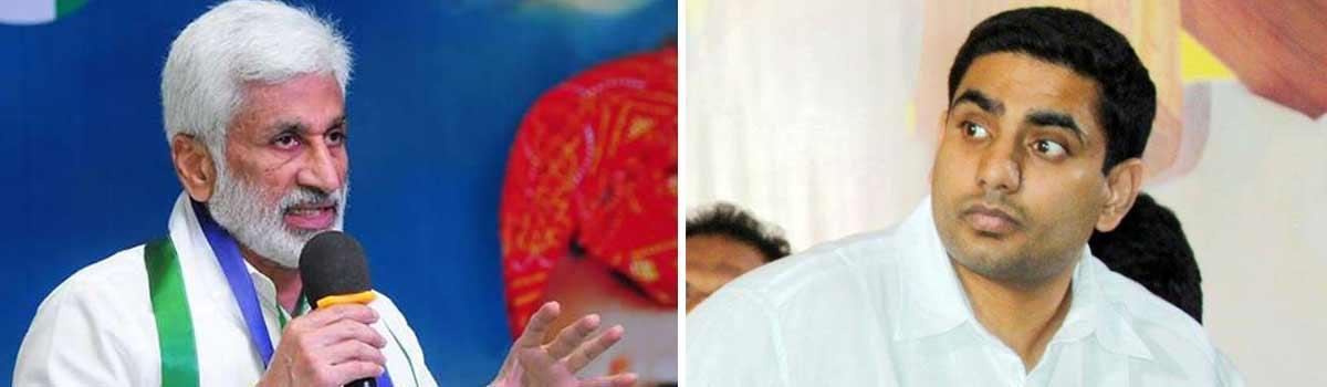 YSRCP leader Tweets on Lokesh and Telangana Elections