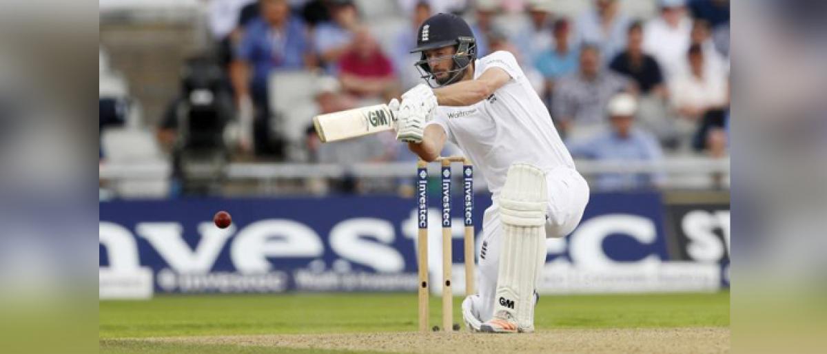 England recall Vince
