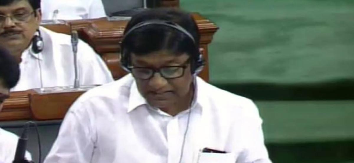 Restore Khammam mandals, fulfil promises made to Telangana: TRS