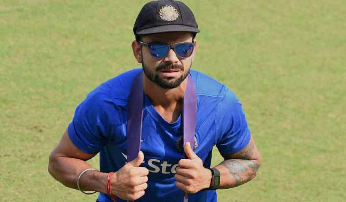 Virat Kohli nominated for Arjuna Award