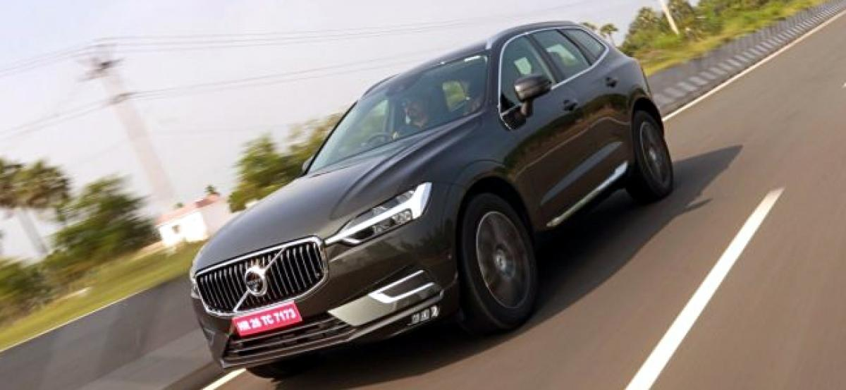 Volvo XC60 To Enter Local Assembly By September 2018