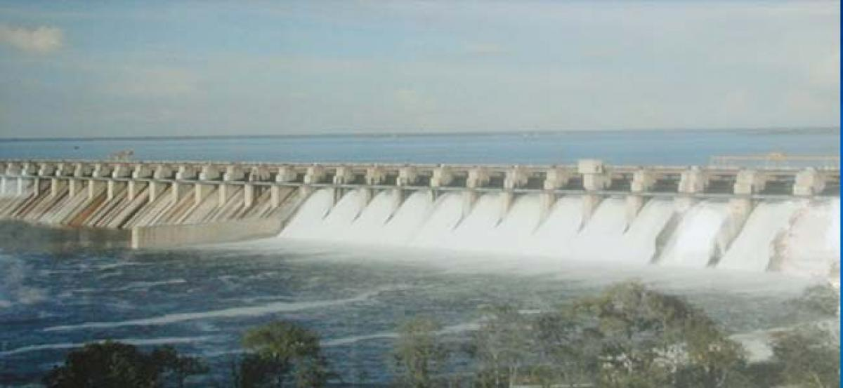 Water storage level up by 4% in 91 major reservoirs