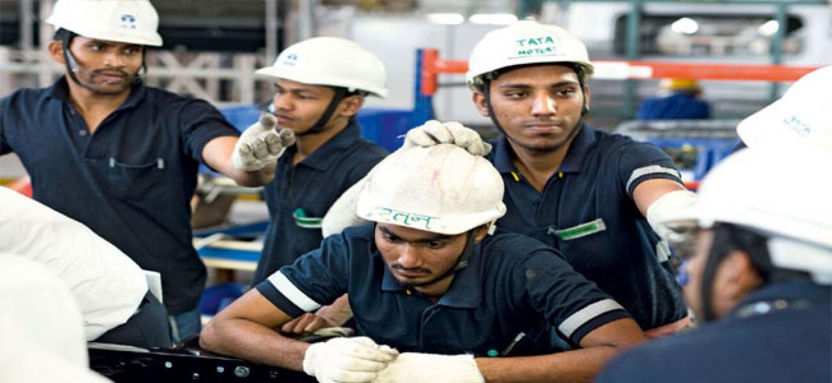 Contractual, casual labourers are worst hit