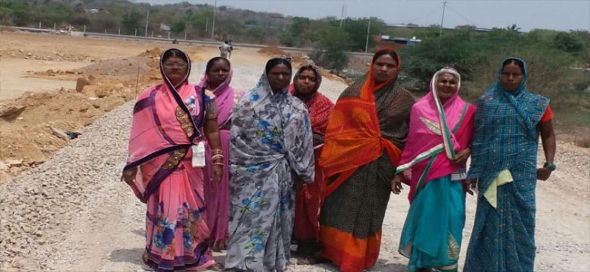 Puppaguda locals demand action against land usurpers