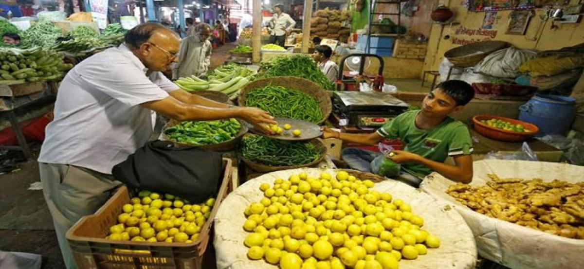 Indias wholesale inflation in March stood at 2.47%