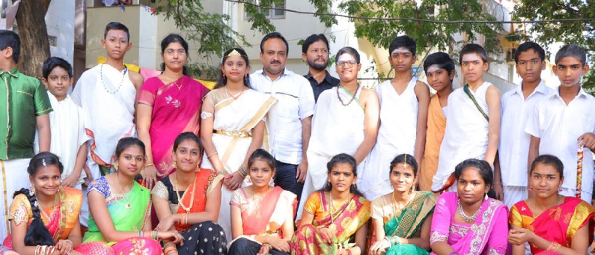 Resonance School organises cultural fest