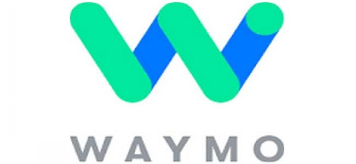 Waymo self-driving van involved in crash