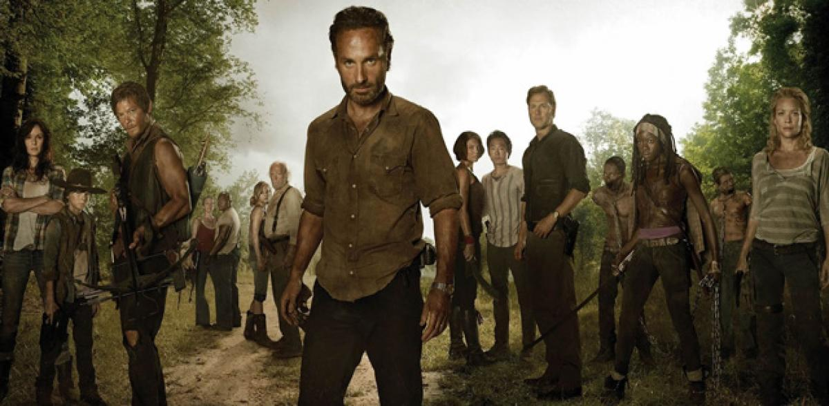 Walking Dead resumes production after stuntman's death