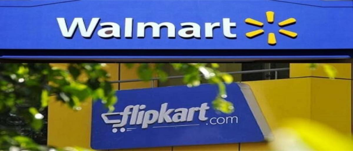 Traders up in arms against Walmart-Flipkart deal