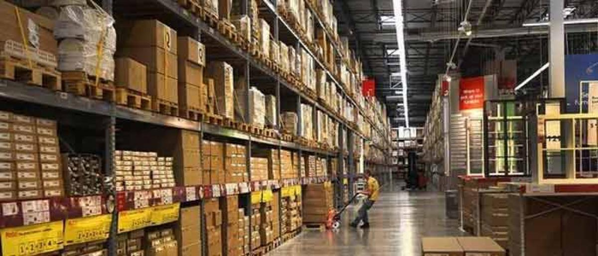 Logistics, warehouse space in Hyd grows over 50% in H2