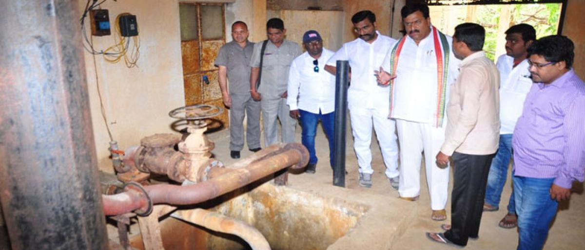 MLC slams civic officials for failure to provide clean potable water