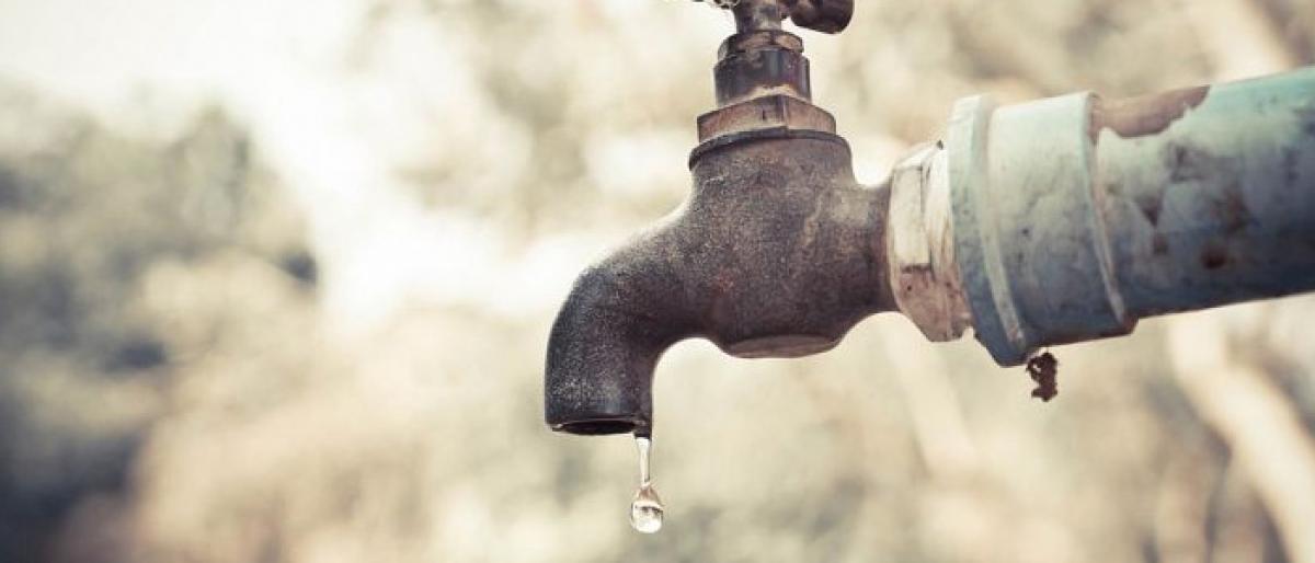 Depletion of groundwater sets alarm bells ringing
