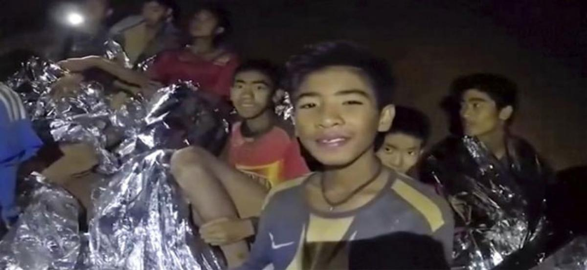 First 2 boys of Thai Wild Boars team rescued successfully, says official