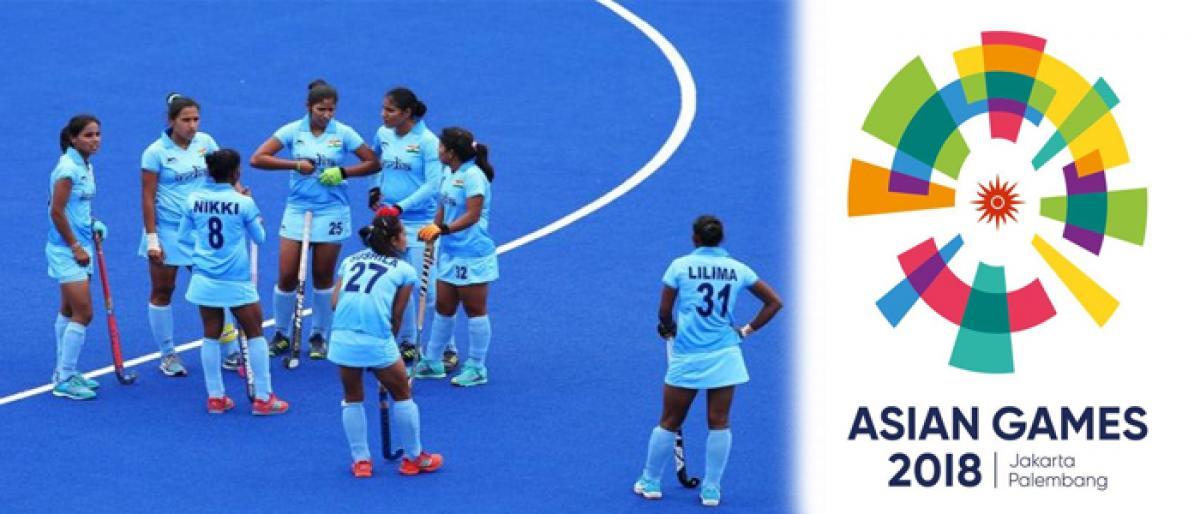 India dealt Japan blow at the Asian Games