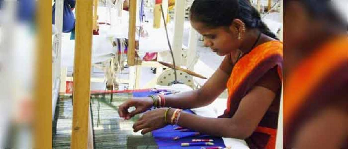 Digital empowerment centres for weavers to be launched today