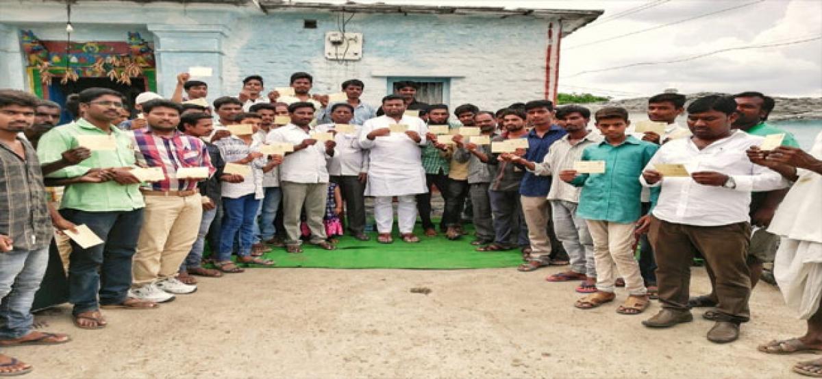 YLF to intensify stir seeking Vik'bad in Charminar zone