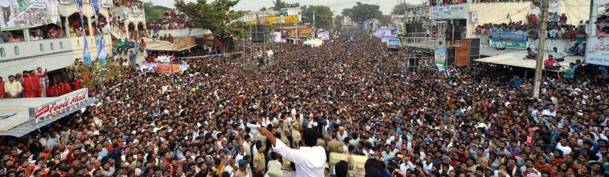 Will amend law to provide jobs to locals - YS Jagan assured