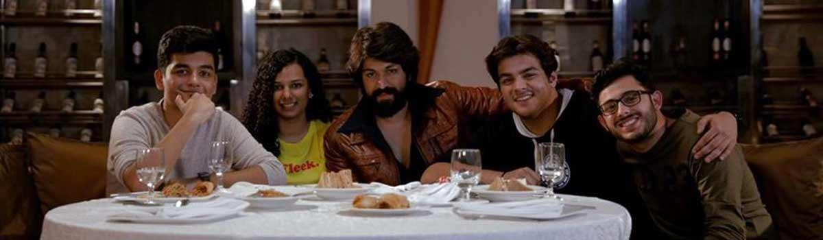 Yash Collaborates With Ashish Chanchlani, Carry Minati And Slayy Point for KGF Promotion