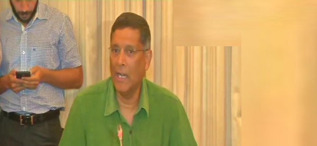 Arun Jaitley was a dream boss: Arvind Subramanian