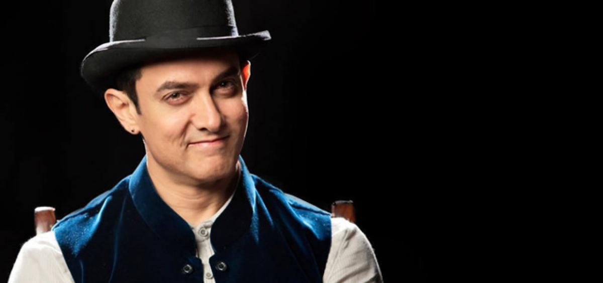 I dont compare my work with SRK, Salman, says Aamir Khan