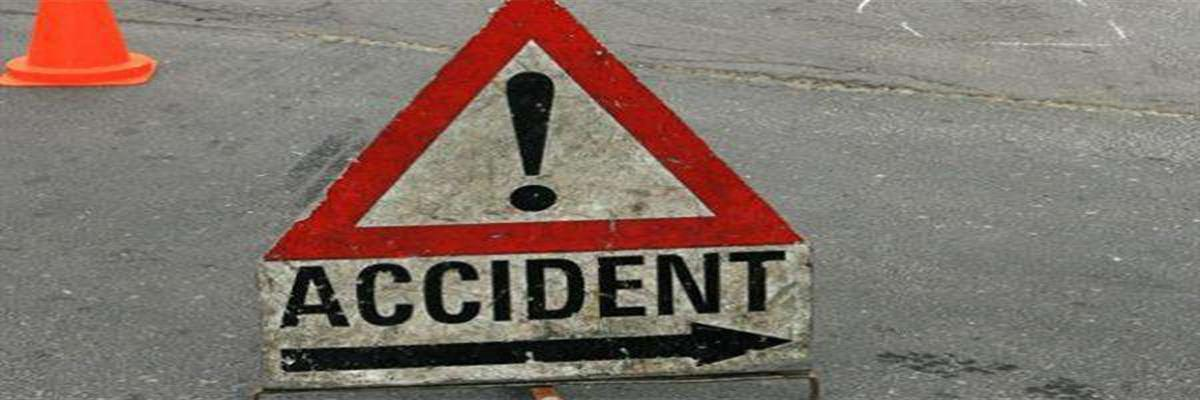 Man, wife killed in road accident