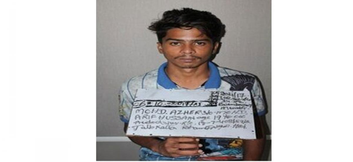 Preventive Detention Act invoked against rowdy-sheeter