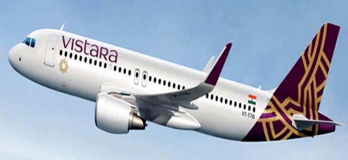Vistara Airlines to start international flights to Gulf, south-east Asia