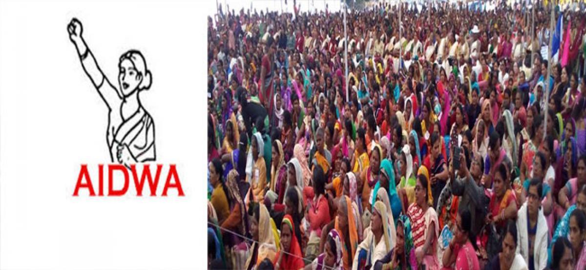 AIDWA demands 33% reservation in legislatures