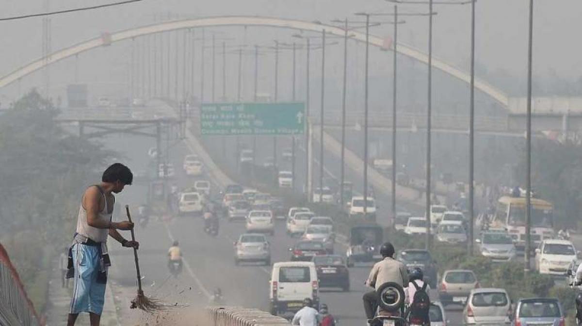 Delhi govt says air quality