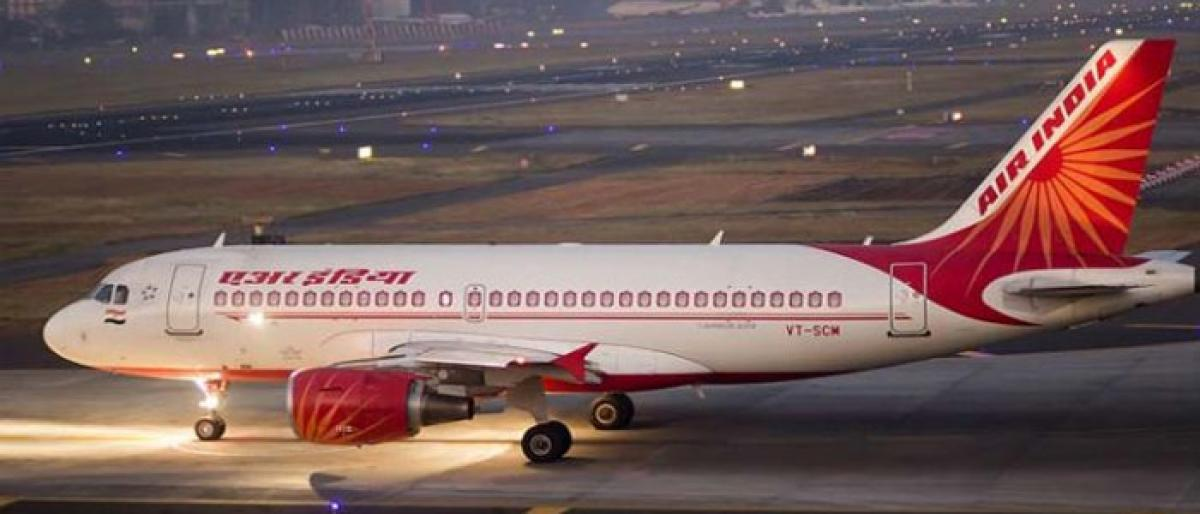 Air India plane carrying 136 passengers lands on wrong runway in Maldives