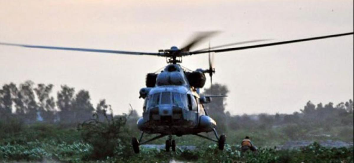 Uttarakhand govt to now charge for helicopter rides during rescue operations