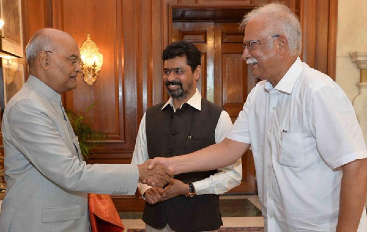 Kadapa steel plant: TDP MPs meet President Kovind