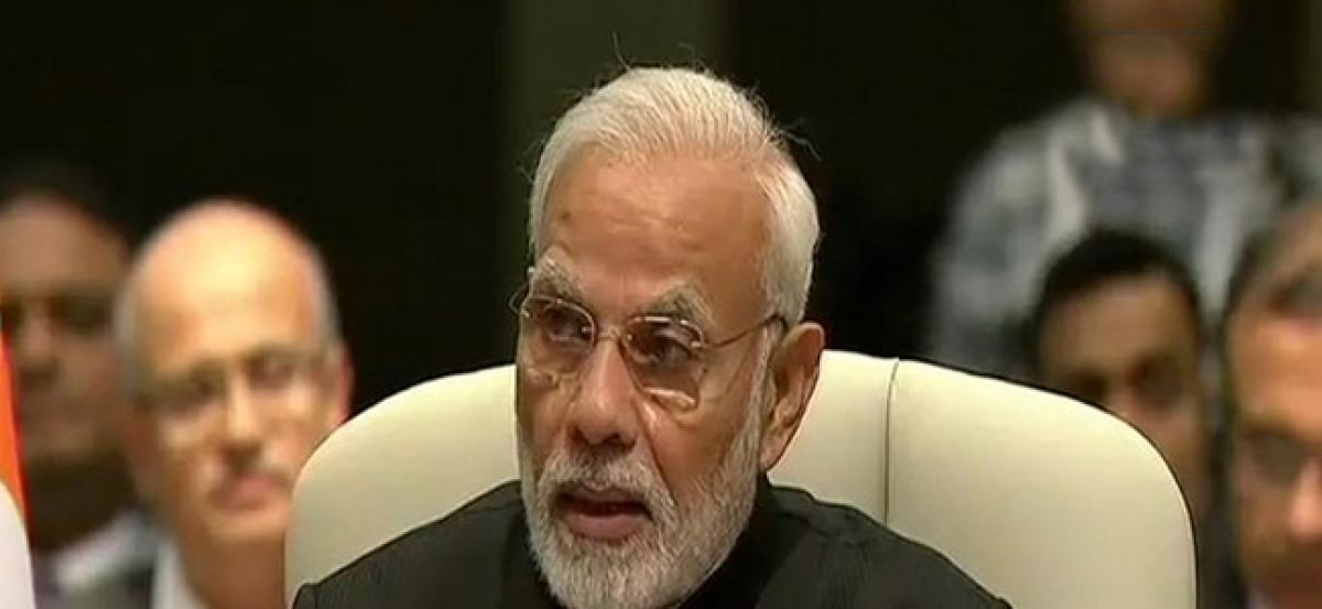 PM Modi reviews performance of key infrastructure sectors