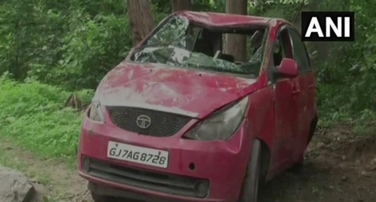 Gujarat: 7 children of family killed in car accident