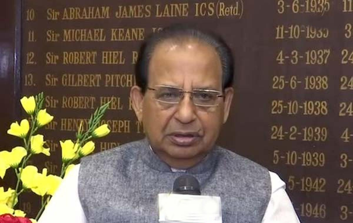 Assam Governor assures names of all Indian in final NRC list