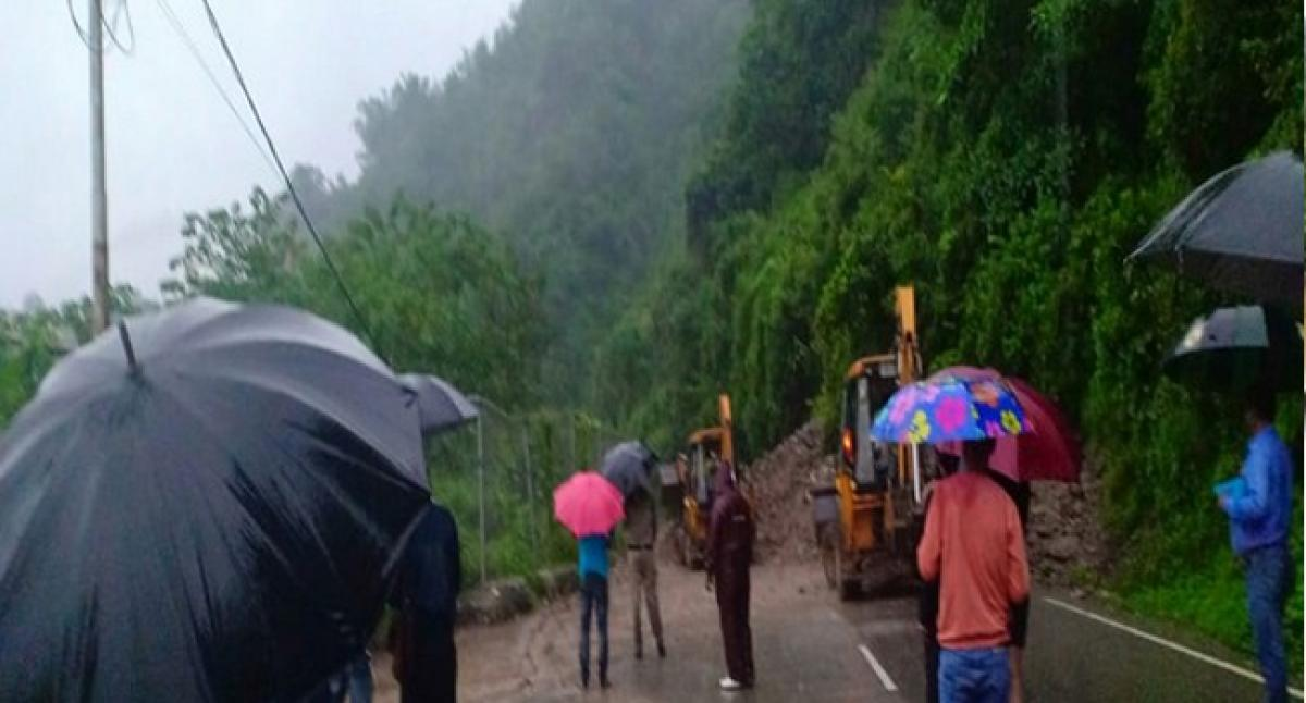 Heavy rains: Schools closed in Shimla, Mandi